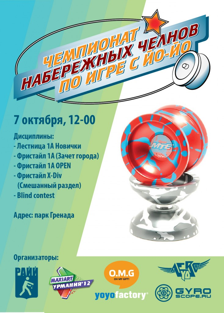 Чемпионат по игре с йо-йо в