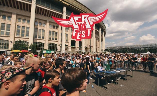 SUMMER AERO-YO FEST 2013
