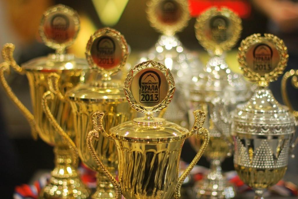 Чемпионат Урала по игре с йо-йо 2013